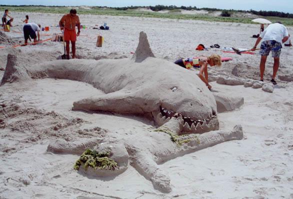Хочу на рыбалку акул.  Re: Моя мечта.  Сообщение от Авелина.